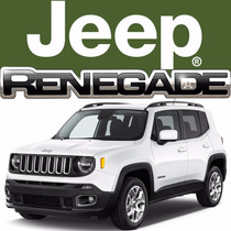 Jeep Renegade Sport 4cil 130hp 1.8l At 6vel Rin 17 Abs Rhc