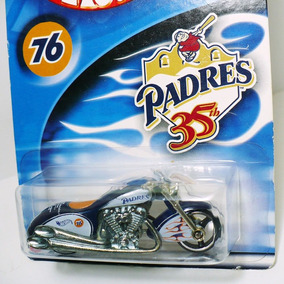Hot Wheels Scorchin Scooter Padres 35 Th Baseball League Q S