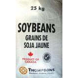 25 Kg Semillas De Soya O Soja - Glycine Max Sin Tratamiento