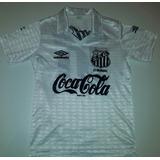 a60218f4f4 Foto Antiga Time Santos Enquadrada - Camisas de Times Brasileiros no ...