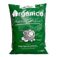 Sustrato Orgánico Para Hortalizas Y Huerto. Tierra Preparada