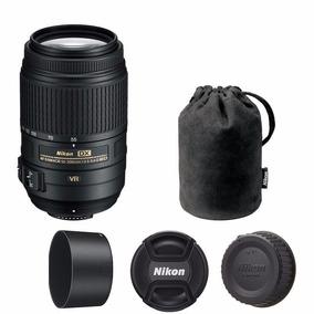Lente Nikon 55-300mm F/4.5-5.6g Vr Af-s Dx Ed Pronta Entrega