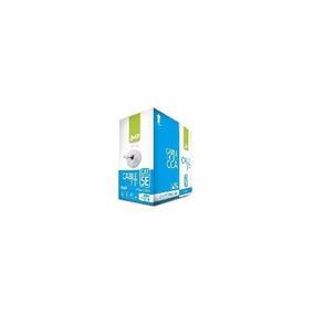 Bobina De Cable Cat5e Utp Cca Color Azul 24 Awg 305m 1000ft