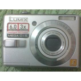 Camara Fotografica Y Filmadora Panasonic 6.0 Megapixeles