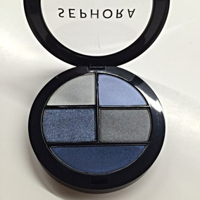 Sephora Paleta Sombra Colorful Smoky Blue