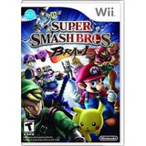 °° Super Smash Bros Brawl Wii Fisico°° En Bnkshop