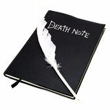 Caderno Anime Death Note Oficial + Pena - Pronta Entrega