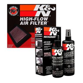 Filtro Ar K&n Inbox Honda Fit 1.5 K N + Kit Limpeza Kn