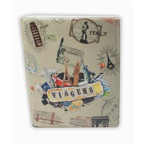Álbum Fotografico Viagens P/ 500 Fotos 10x15 75103