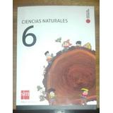 Ciencias Naturales 6-punto De Encuentro- Sm Ediciones-libros