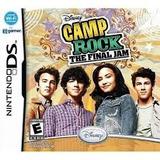 Game Camp Rock The Final Jam Nintendo Ds Lacrado ,dri Vendas