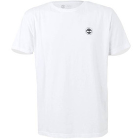 Camiseta Timberland Brasão 4137437-0001