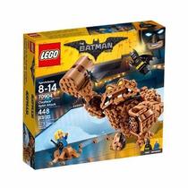 Brinquedo Lego Batman Ataque Cara De Barro Batman 70904