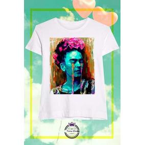 Playera Y Blusa Frida Kahlo Miles De Diseños Envio Gratis