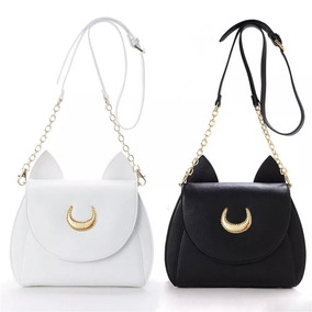 Bolsa Sailor Moon Envio Gratis Monedero Cartera Bolso Gato