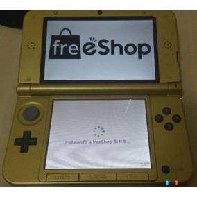 Desbloqueio Nintendo 3ds / 2ds Todos Os Modelos E Versões