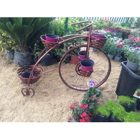 Jardineras Color Bronce