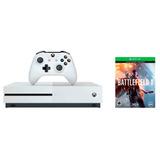 Consola Xbox One S Microsoft 500gb Y Battlefield 1