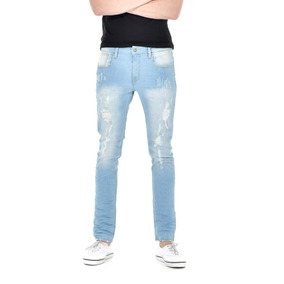 Jeans Axel Gc21o377bl Quarry