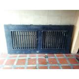 Puerta Reja Protector Blindada Con Cerradura Cisa Blindada
