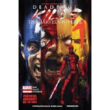 Comics Deadpool Mata El Universo Marvel (digital) Pdf