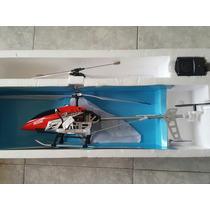 Helicoptero A Control Remoto Force Xtr De Kreisel En Caja