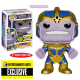 Funko Pop Thanos- Marvel Guardians Of The Galaxy Gigante