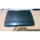 Consola Playstation 3 Slim Negra Con 9 Juegos Originales