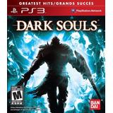 Dark Souls Ps3 Fisico Sellado Nuevo Original