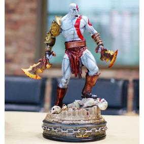 God Of War Deus Da Guerra 45 Cm Aprox Resina