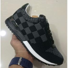 Tenis Zapatos Louis Vuitton Hombre