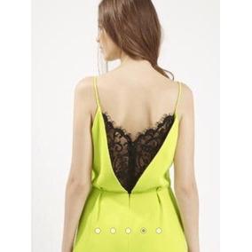 Vestido Mono Topshop No Zara Forever 21 Cher Ginebra Rapsodi