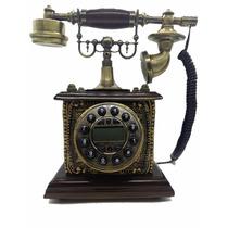Telefone Antigo Retro Vintage Digital
