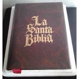Remato Biblia Familiar De Lujo Extragrande Ortells