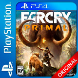 Far Cry Primal Ps4 Digital Elegi Reputacion Al Comprar (cp)