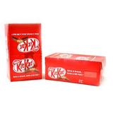 Chocolate Kit Kat Cx/caixa Fechada 24 Unidades