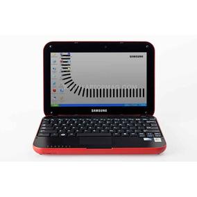 Notebook Samsung N310 Tudo Funcionando Carcaça Quebrada