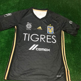 Camiseta Tigres 2017 Mexico Alternativa Oficial