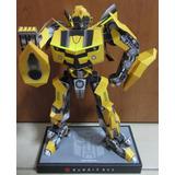 Transformers Bumblebee Facil P/armar - Patrones Plantillas