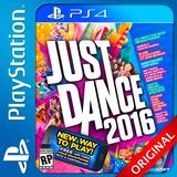 Just Dance 2016 Ps4 Digital Elegi Reputacion Al Comprar (cs)
