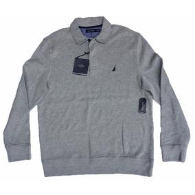 Sweater Sudadera Nautica Grueso Original Talla Xl