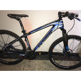 Bici Superlook En Carbon Talla 16.5 Ruedas 27.5
