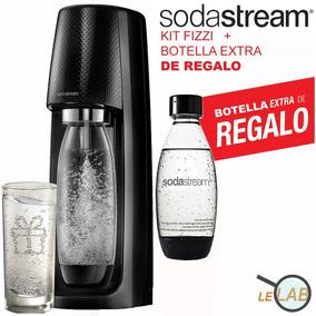 Sodastream Purificador Hacer Soda + Botella De Regalo Lelab