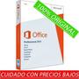Licencia Office Pro Plus 2016 2013 Licencia Original 1 Pc