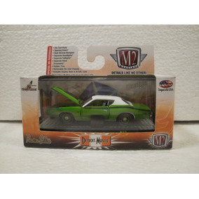 Enigma777 M2 Machines 1971 Dodge Charger Super Bee 440 1:64