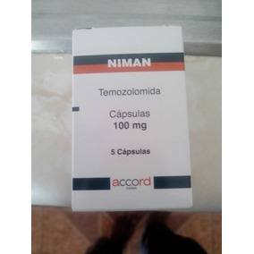 Pastillas De Quimio Temozolamida 100 Mg