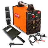Máquina De Solda Inversora 200a Smi200 Intech Machine 220v