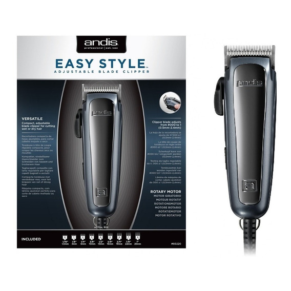 Maquina De Corte Profesional Andis Easy Style Simil Wahl
