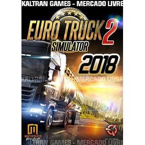 Jogo Para Pc Simulador De Caminhões Euro Truck Simulator 2