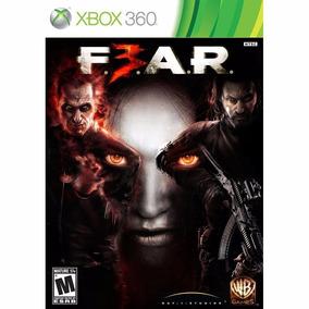 F.e.a.r. 3 Xbox360 Mídia Física Original Lacrado